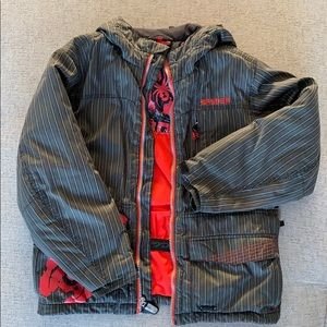 Spyder Ski - Snowboarding Winter Jacket 10 Boys